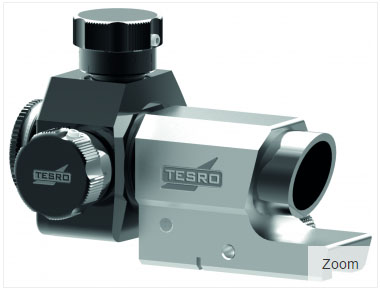 Tesro Rear Sight DIO 100 20 click